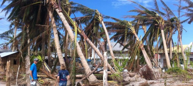 Life after Yolanda in Malapascua Island