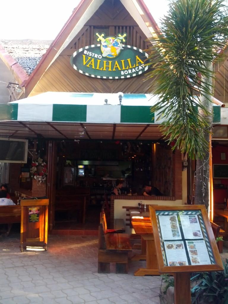 Boracay Valhalla Restaurant